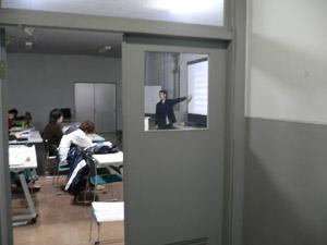 北仲スクールでは既に試行授業が行われている。