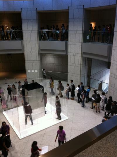 会場風景 photo:天野太郎