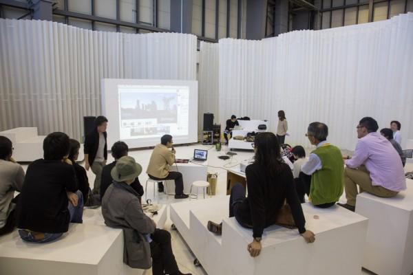 ハンマーヘッド・スタジオ新・港区イベント