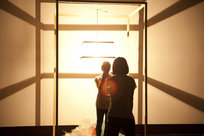 ドリフターズ・サマースクール2012公演 撮影:後藤武浩