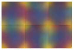 「HERE・NOW 無碍光」2007年、アクリル・帆布