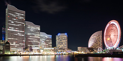 横浜×写真を【撮る】!
