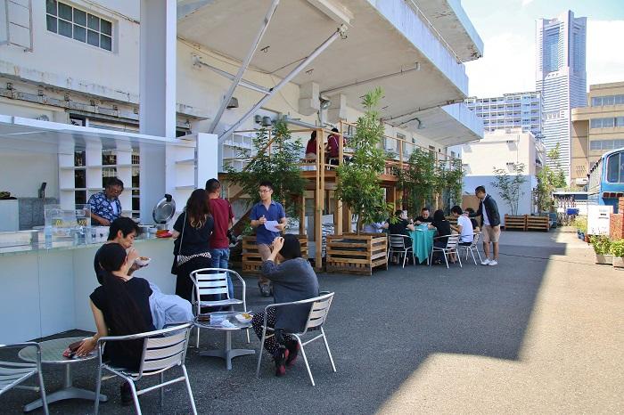 BankART東アジア食堂