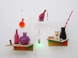 イライアス・ハンセン《心配するな、再来年にはもっとひどいことになるさ》2014年 Installation view of Yokohama Triennale 2014
