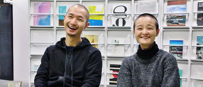 左:ツゥ・ハン、右:シャオ・クゥ