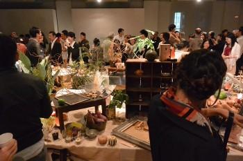 「関内外OPEN!5」のフィナーレを飾った「関内外交流会」@ヨコハマ創造都市センター(2013年11月2日(土))