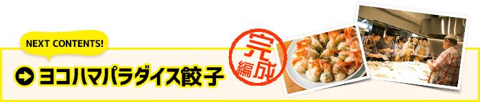 パラダイス山元☆ヨコハマパラダイス餃子をつくる!【完成編】
