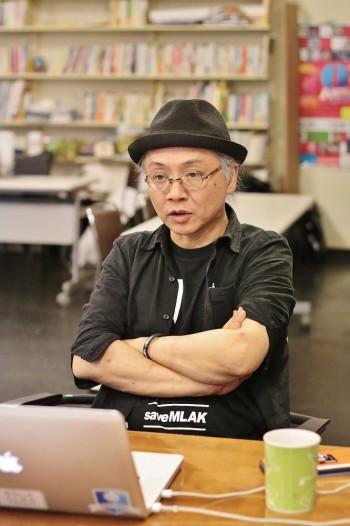 特定非営利活動法人横浜コミュニティデザイン・ラボ 代表取理事・杉浦裕樹さん