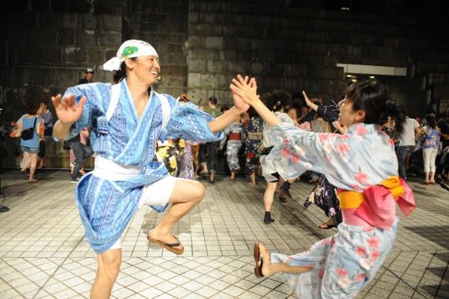 DDD盆ダンス近藤良平