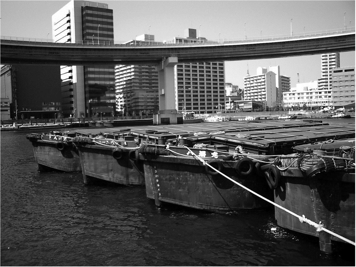 2004年BPA発足時。東京の港湾を中心にリサーチ。