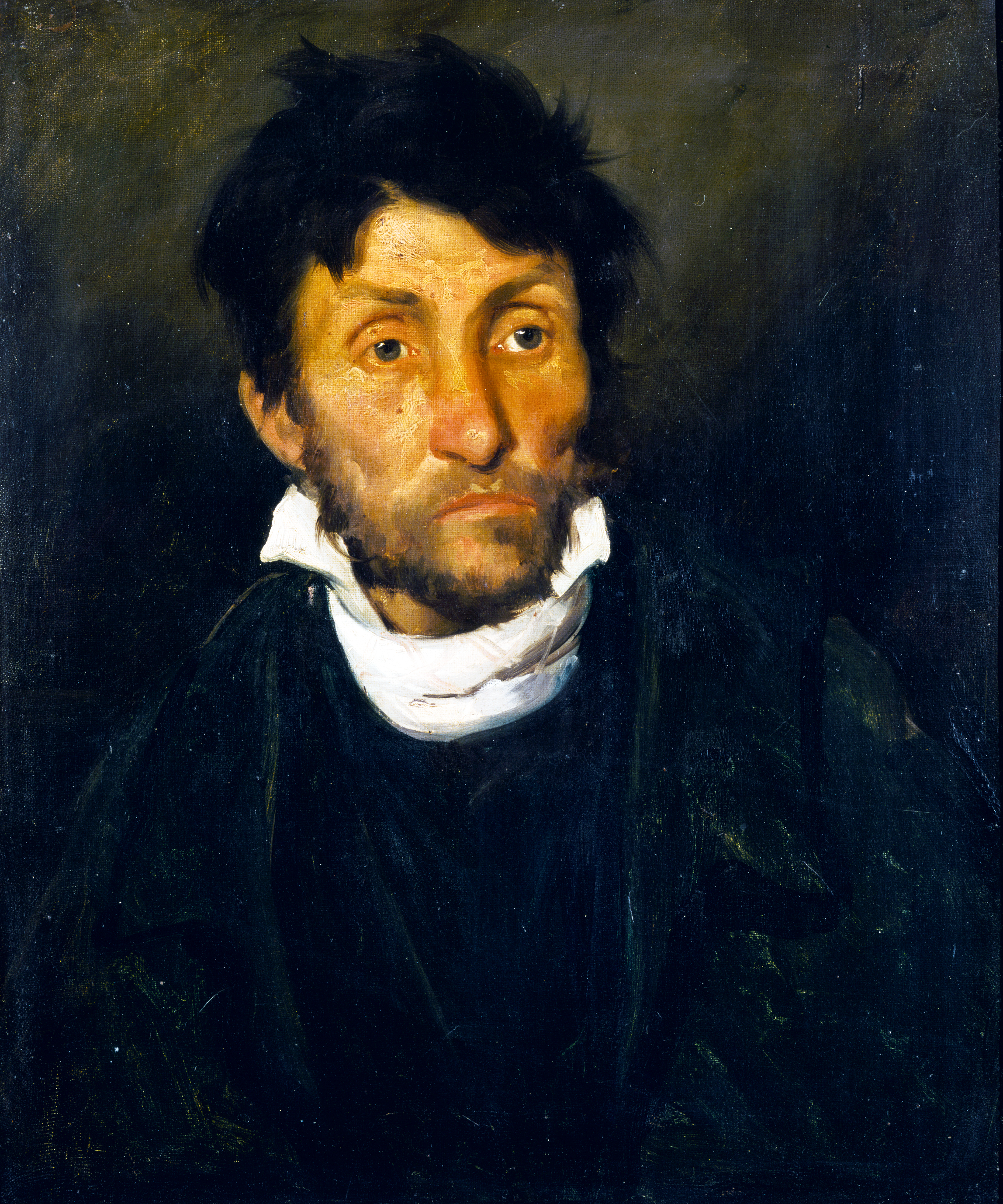 Portrait of a Kleptomaniac, c. 1820, Museum of Fine Arts, Ghent, Belgium