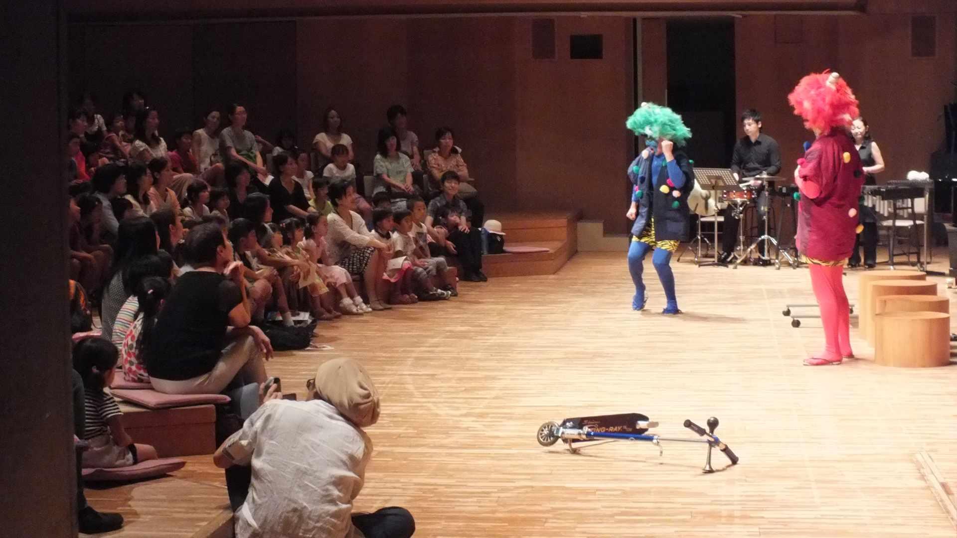 体験:オペラ教室(2014年)小