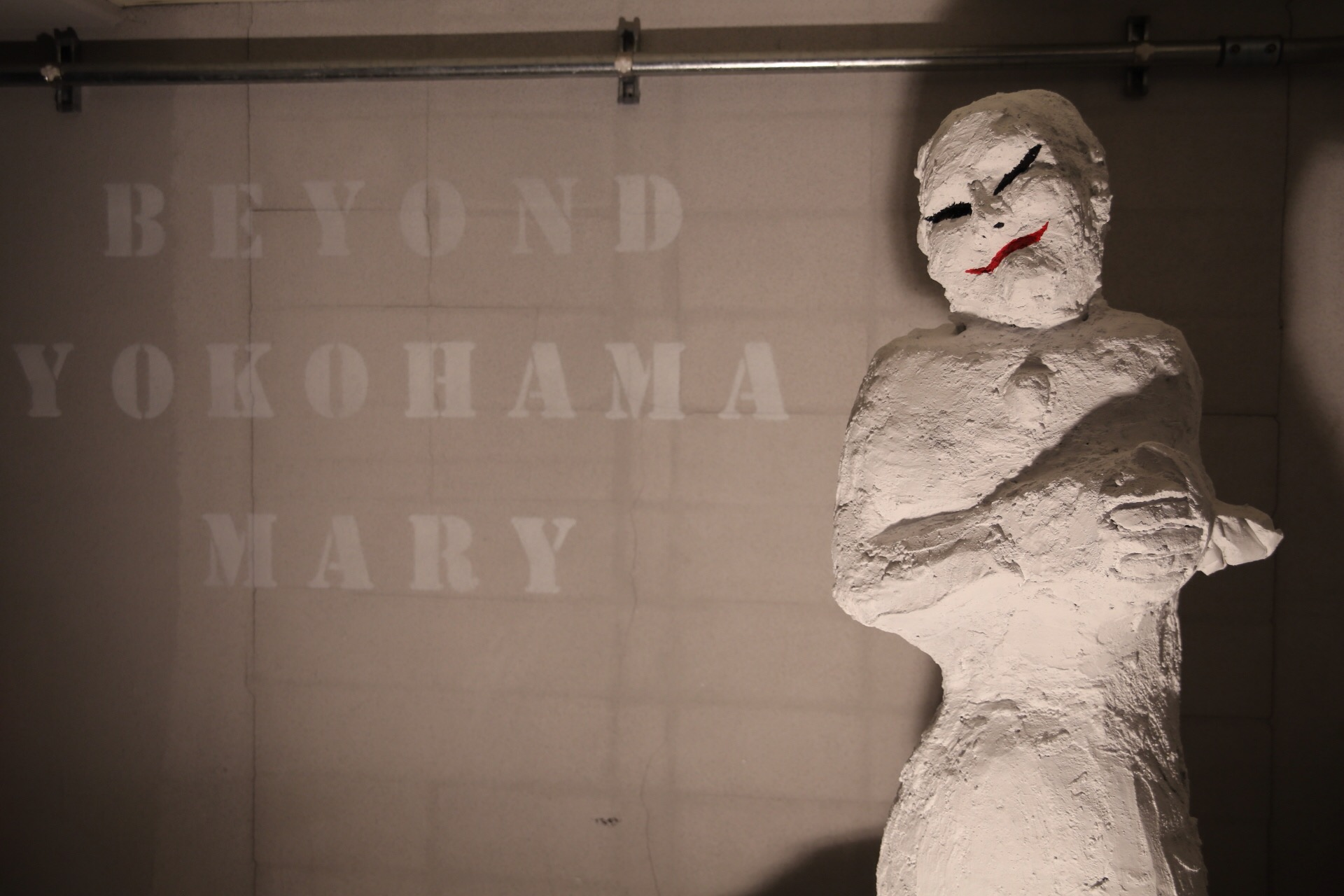 09番/マリオン車庫 小鷹拓郎《Beyond Yokohama Mary》