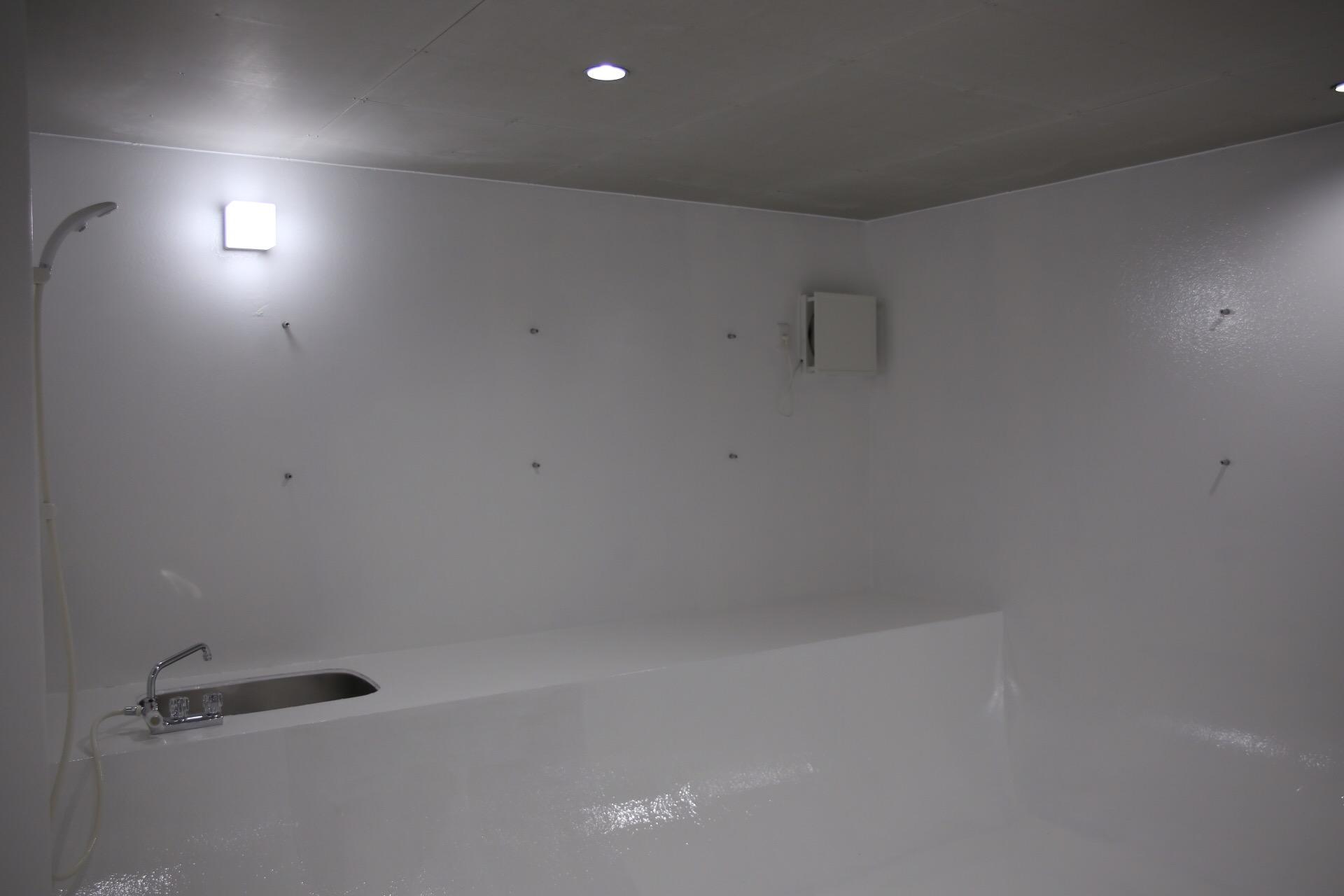 19番/大平荘スタジオ 一級建築士事務所 中村建築《ROOM BATHTUB》