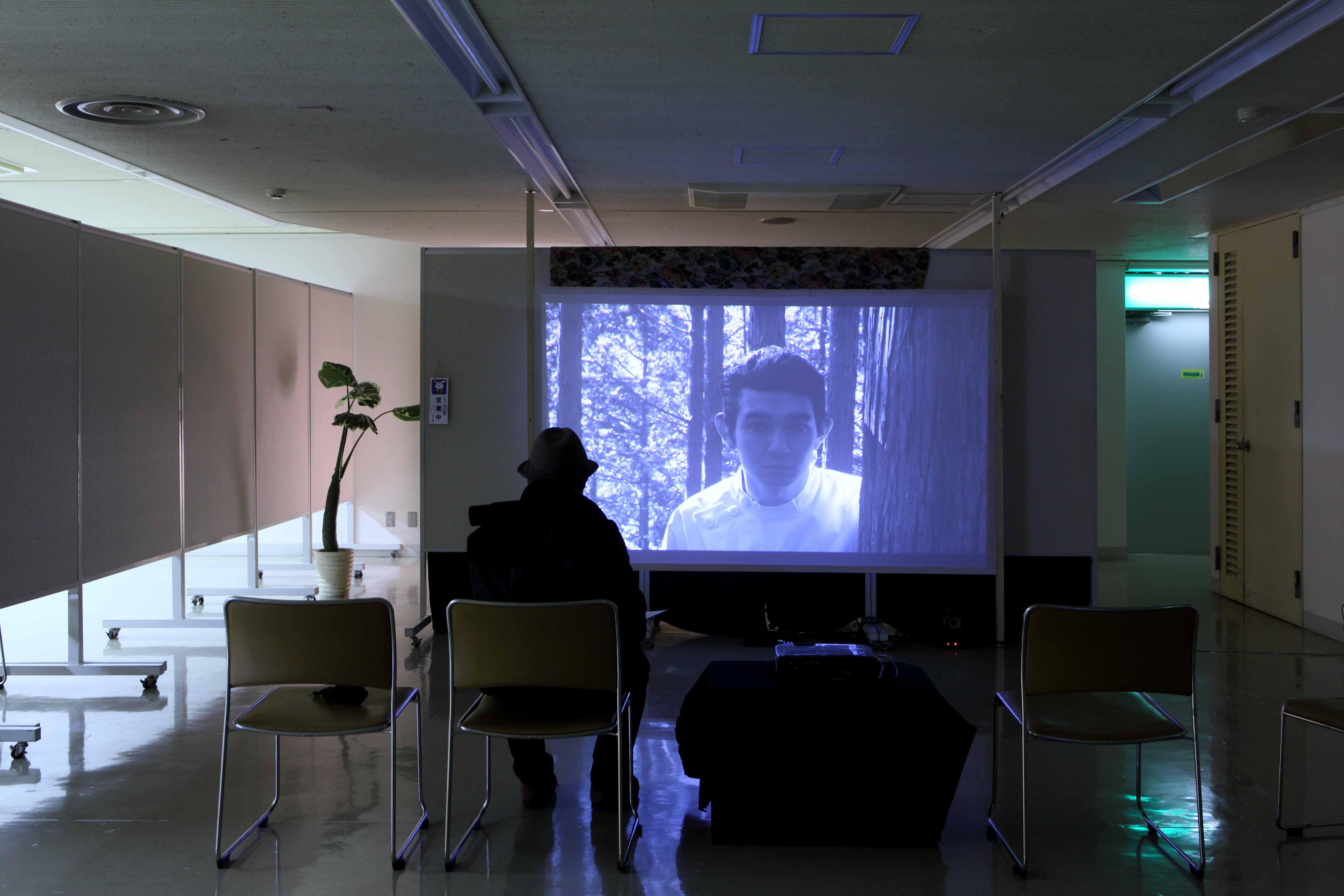 和田昌宏「KOBU」2015 展示風景