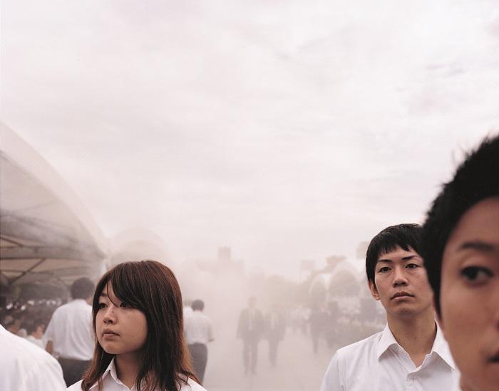 米田知子《平和記念日・広島》(「積雲」シリーズより)2011年 発色現像方式印画65 x 83 cm © Tomoko Yoneda, Courtesy of ShugoArts
