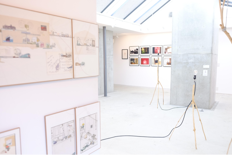 高架下スタジオSite-Aギャラリー