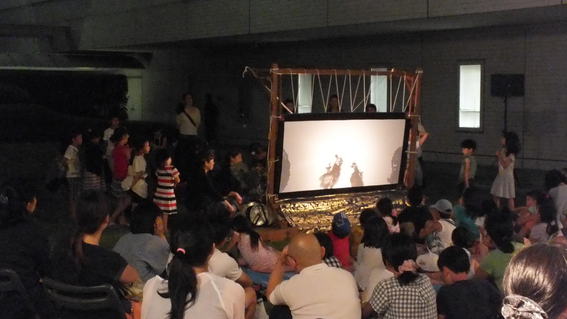 20140805「バリ・ワヤン公演