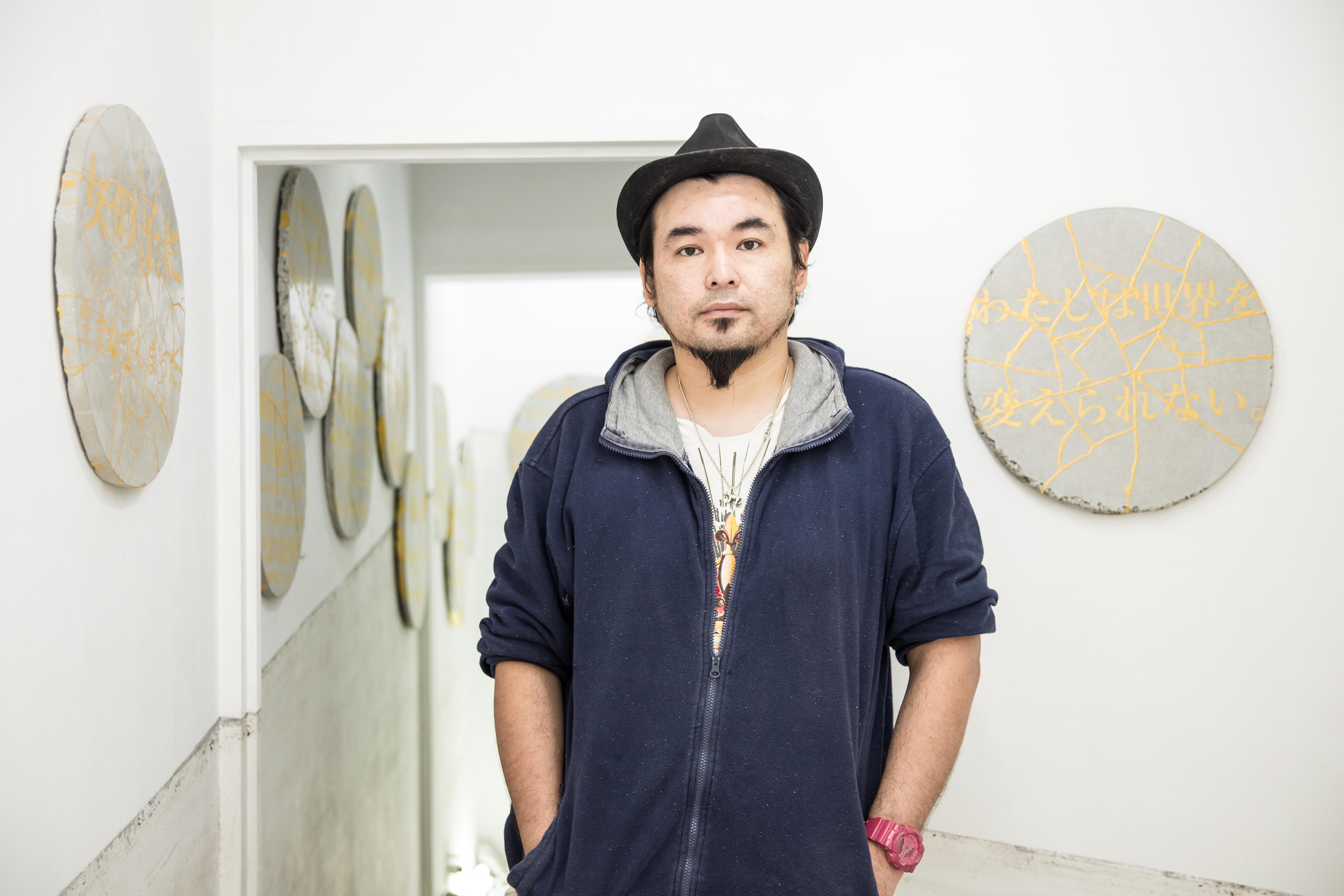 アーティストとして生きる。現代美術家 渡辺篤さん