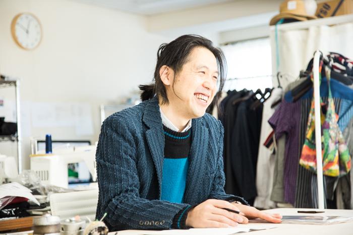 寿町のクリエィテビティを顕在化する―ファッションデザイナー矢内原充志さん